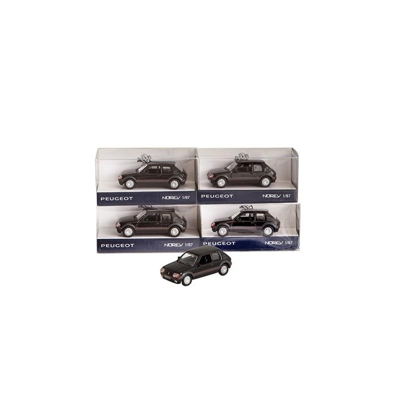 miniature 205 gti 1 87e pi ces et accessoires peugeot. Black Bedroom Furniture Sets. Home Design Ideas