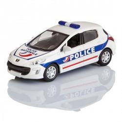 MINIATURE 308 JET CAR 1/43E 2099 - DISPLAY 24