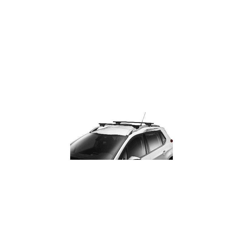 jeu de 2 barres de toit transversales acier peugeot 2008 pi ces et accessoires peugeot. Black Bedroom Furniture Sets. Home Design Ideas