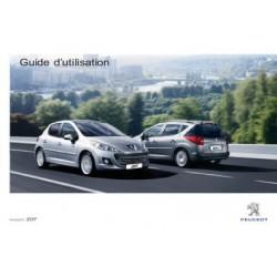 GUIDE D'UTILISATION 207 B+SW