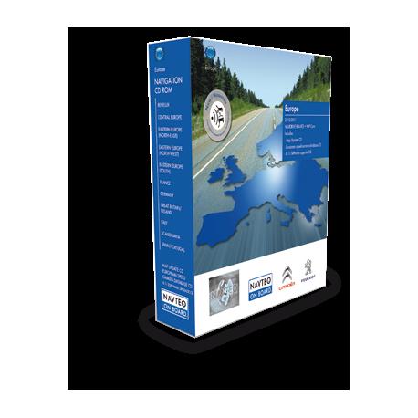 PSA NG4 EUROPE 2013 + ALERTES DES ZONES A RISQUES