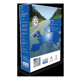 MISE A JOUR NAVIGATION INTEGREE CARTOGRAPHIE EUROPEEdition 2-2016 - ECRAN TACTILE MULTIMEDIA (SMEG/SMEG+ iv1)HERE (NAVTEQ)