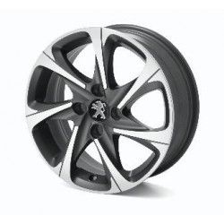 JANTE ALLIAGE PEUGEOT KRYPTON 16""