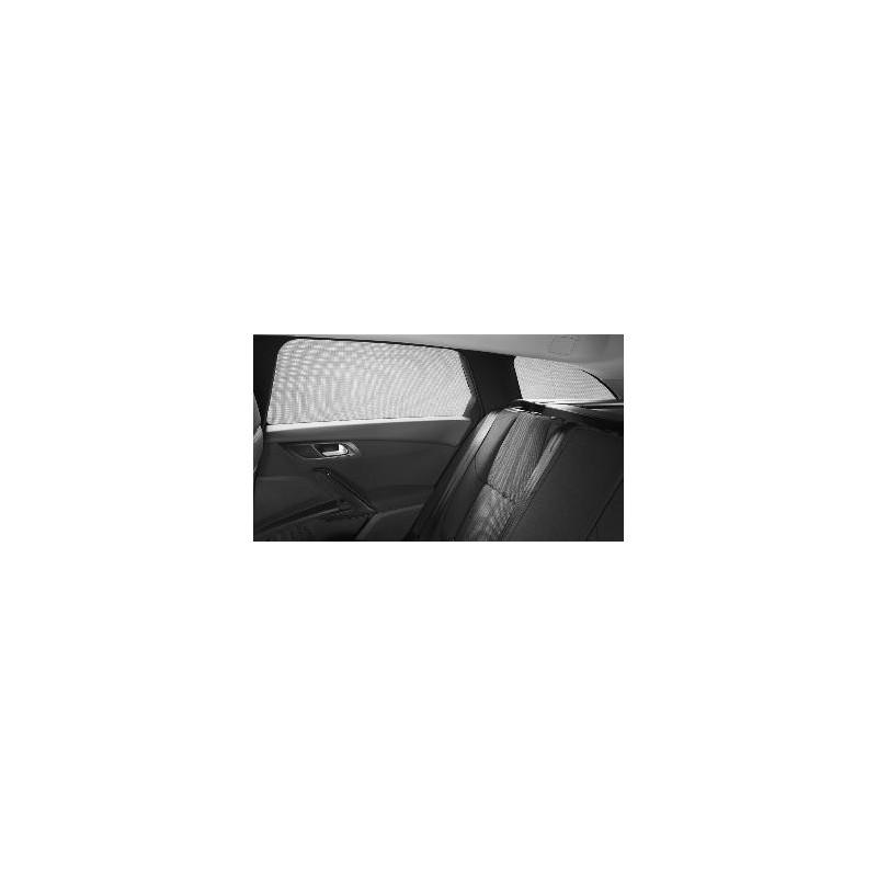 jeu de 2 stores pare soleil de vitre de custodes peugeot 508 break pi ces et accessoires peugeot. Black Bedroom Furniture Sets. Home Design Ideas