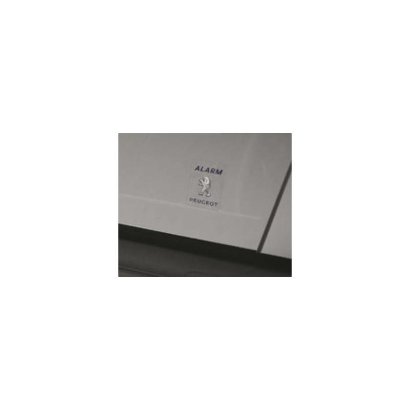 alarme anti intrusion sur radiocommande d origine peugeot pi ces et accessoires peugeot. Black Bedroom Furniture Sets. Home Design Ideas
