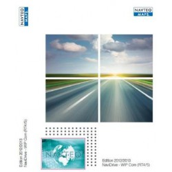 MISE A JOUR NAVIGATION INTEGREE 2012/2013 CARTOGRAPHIE EUROPE DU NORD